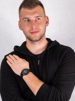 Zegarek sportowy  G-SHOCK Original DW-5600E-1VZ TIMECATCHER - duże 4