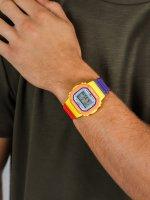Zegarek sportowy  G-SHOCK Original DW-5610DN-9ER - duże 5