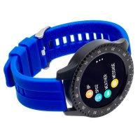 Garett 5903246289343 Smartwatch Garett Sport 12 RT Niebieski zegarek sportowy Męskie