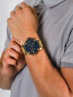 Diesel DZ7347 męski zegarek SBA bransoleta