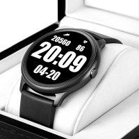 Rubicon RNCE61BIBX05AX zegarek czarny sportowy Smartwatch pasek