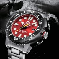 Orient RA-AC0L02R00B M-FORCE zegarek sportowy Sports