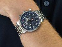 Adriatica A8308.5125CH Chronograph zegarek sportowy Bransoleta