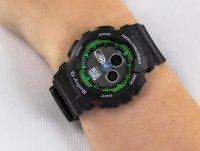 Zegarek sportowy Casio Baby-G BA-120-1BER - duże 6