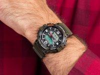 Zegarek sportowy Casio Casio WSC-1250H-3AVEF - duże 6