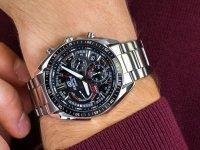 Edifice EFR-570DB-1AVUEF SPORTY CHRONO zegarek sportowy Edifice