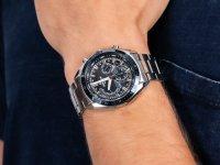 Edifice EFR-570DB-1BVUEF SPORTY CHRONO zegarek sportowy Edifice