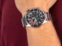 Edifice EFR-558DB-1AVUEF zegarek sportowy EDIFICE Momentum
