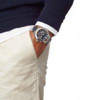 zegarek G-Shock GST-B200D-1AER srebrny G-SHOCK G-STEEL