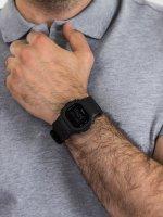 Zegarek sportowy Casio G-SHOCK Original DW-5600BBN-1ER - duże 5