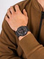 Zegarek sportowy Casio G-SHOCK Original GA-100GBX-1A4ER - duże 5