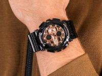 G-Shock GA-140GB-1A2ER zegarek sportowy G-SHOCK Original