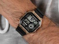 Zegarek sportowy Casio Sportowe AE-1200WH-5AVEF - duże 6