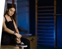 Garett 5903246287110 Damskie Smartwatch Garett Women Eva RT różowy zegarek damski sportowy z tworzywa sztucznego