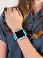 Zegarek sportowy Garett Dla dzieci 5903246286793 Smartwatch Garett Kids Star 4G RT niebieski - duże 5