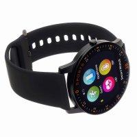 Zegarek sportowy Garett Męskie 5903246286502 Smartwatch Garett Lady Lira czarny - duże 6