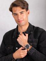 Zegarek sportowy Guess Bransoleta W0668G3 - duże 4
