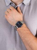 zegarek Lorus RM313GX9 męski z tachometr Sportowe