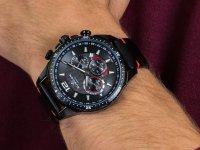 Zegarek sportowy Rubicon Pasek RNCD98BMBX05AX - duże 6