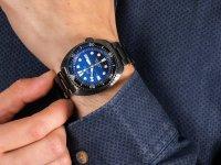 Zegarek sportowy Seiko Prospex SRPD11K1  Prospex Turtle Save The Ocean Diver Automatic 200m - duże 6