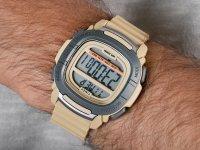 Timex TW5M35900 zegarek szary sportowy Command pasek