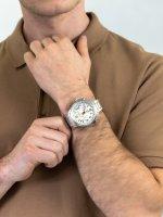 Timex TW2R43400 męski zegarek Intelligent Quartz bransoleta