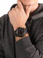 Timex TW5M27400 męski zegarek Mako DGTL pasek