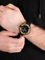 Timex TW5M23100 męski zegarek The Guard DGTL pasek