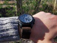 Traser TS-109045 P96 Outdoor Pioneer P96 OdP Evolution Chrono Grey zegarek męski sportowy szafirowe