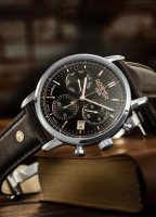 Zegarek srebrny  Vanguard 975819.40.55.09 pasek - duże 7