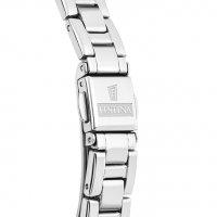 Festina F20379-2 zegarek srebrny elegancki Mademoiselle bransoleta