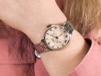 Zegarek srebrny elegancki Casio Sheen SHE-3055SPG-4AUER bransoleta - duże 6