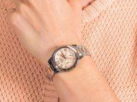 Zegarek srebrny elegancki Casio Sheen SHE-3059SPG-9AUER bransoleta - duże 6