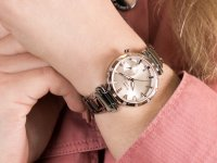 Zegarek srebrny elegancki Casio Sheen SHE-4051SG-4AUER bransoleta - duże 6
