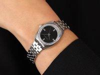 Zegarek srebrny fashion/modowy  Bransoleta 43L219 bransoleta - duże 6