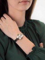 Zegarek srebrny fashion/modowy Anne Klein Bransoleta AK-3235SVTT bransoleta - duże 5