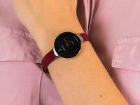 Zegarek srebrny fashion/modowy Bering Ceramic 11429-CHARITY3 bransoleta - duże 6