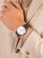Emporio Armani AR11173 męski zegarek Sports and Fashion pasek