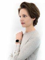Zegarek srebrny fashion/modowy Fossil Fossil Q FTW6016 pasek - duże 4