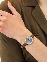 Fossil ES4446 damski zegarek Kinsey pasek