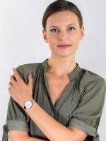Zegarek srebrny fashion/modowy Obaku Denmark Bransoleta V173LXCIMC bransoleta - duże 4