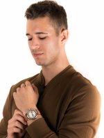 Zegarek srebrny fashion/modowy Timberland Cedarbrook TBL.15362JS-20 pasek - duże 4