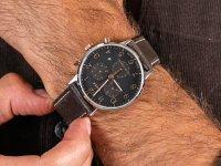 Zegarek srebrny fashion/modowy Timex Waterbury TW2T71500 pasek - duże 6