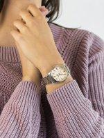 Zegarek srebrny fashion/modowy Tommy Hilfiger Damskie 1781952 bransoleta - duże 5