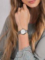 Zegarek srebrny klasyczny  Blue Stone 510.15.056.10 bransoleta - duże 5