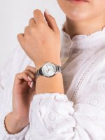 Zegarek srebrny klasyczny  Bransoleta RNBE32SISX03BX bransoleta - duże 5