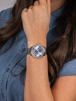 Zegarek srebrny klasyczny  Bransoleta W1279L1 bransoleta - duże 5