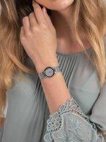 Zegarek srebrny klasyczny  Classic 10126-000 bransoleta - duże 5