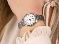 Zegarek srebrny klasyczny  Classic 96L285 bransoleta - duże 6