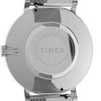 zegarek Timex TW2U67000 srebrny Crystal